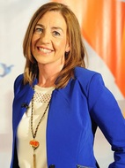 Cath Vincent, New Zealand television show host and motivational speaker
