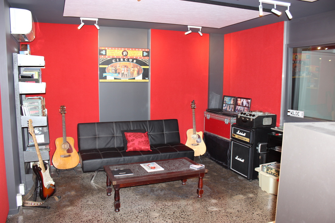 Wilde Records Recording Studio