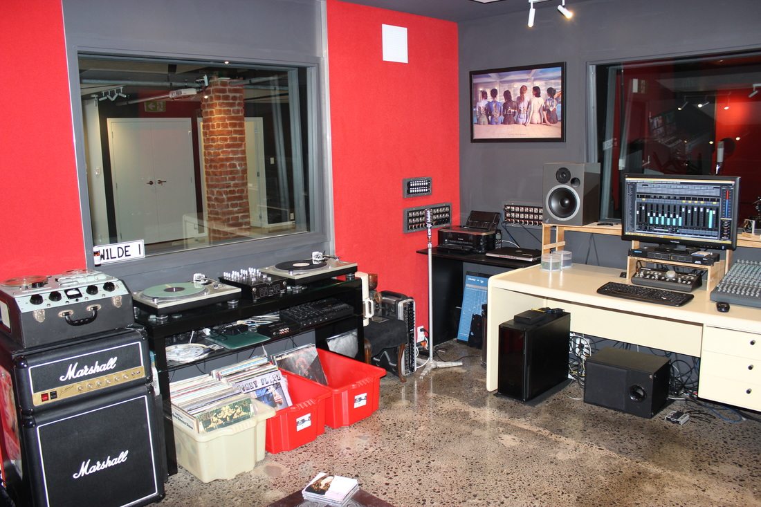 Wilde Records Recording Studio - brand new with state of the art equipment